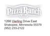 Sponsored by Pizza Ranch