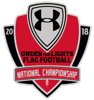 Sponsored by Under the Lights Flag Football National Championship