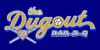 Dugout bbq logo element view