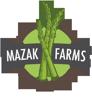 Mazak farms logo big element view
