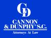 Sponsored by Cannon and Dunphy