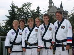 Colorado Taekwondo Institutes best martial arts students