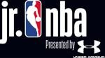 Jr.NBA presented by Under logo