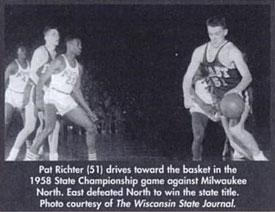"""Hugh V. """"Pat"""" Richter WisSports.net"""