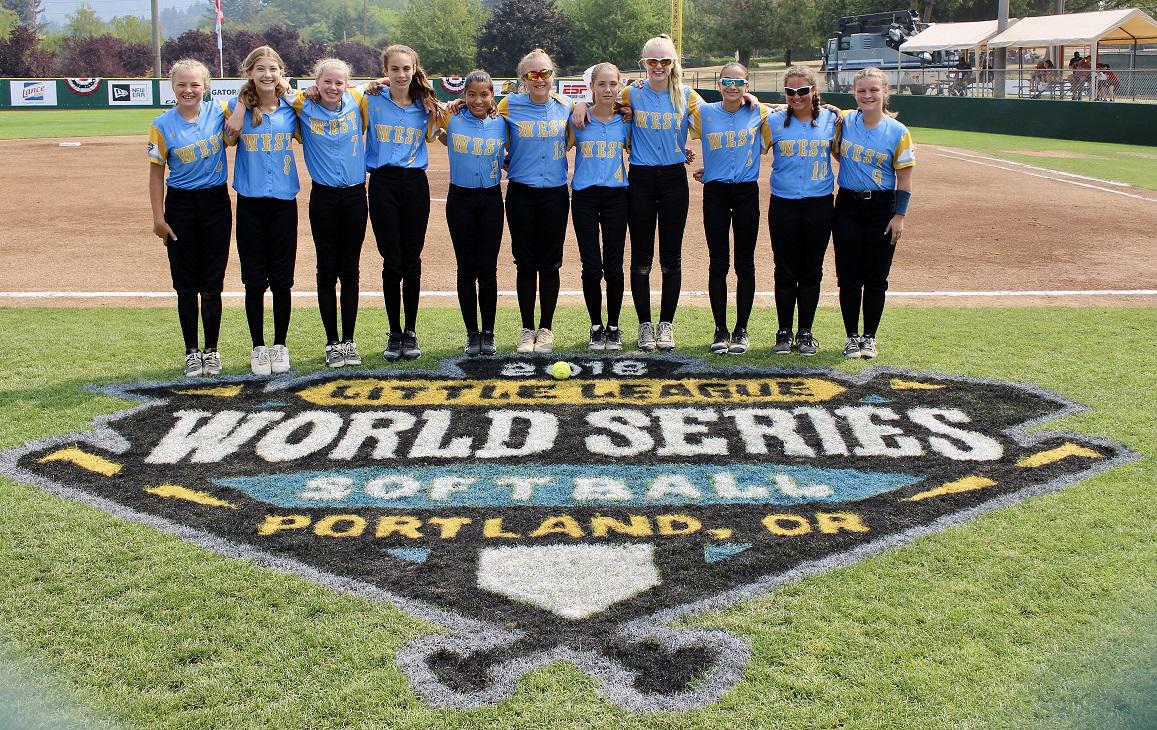 Kirkland Majors Girls Softball World Series