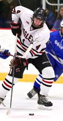 Eden Prairie's Luc Snuggerud. Photo by Brian Nelson.