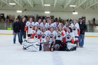 Osseo/Maple Grove, the 2012 14U B State Champions