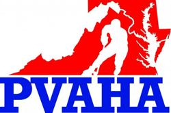 The Potomac Valley Amateur Hockey Association Logo