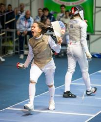 Team Usa Wins Women S Foil Gold Men S Saber Bronze