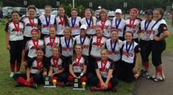 2014 ThunderBoltz - Team Minnesota 18U State Champs and ThunderBoltz 16U State Runner-Up