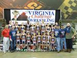 NCWAY National Team at the 2013 VAC Holiday Duals