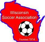Wisconsin Soccer Association logo