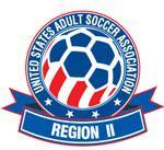 U.S. Adult Soccer Association Region II logo