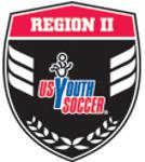 U.S. Youth Soccer Region II logo