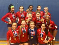 15 Travel  PVA Invitational Champions