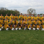 2013 High School Raider Lacrosse team
