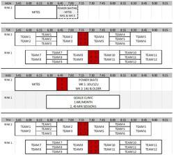 2020-2021 YIHC Practice Schedule
