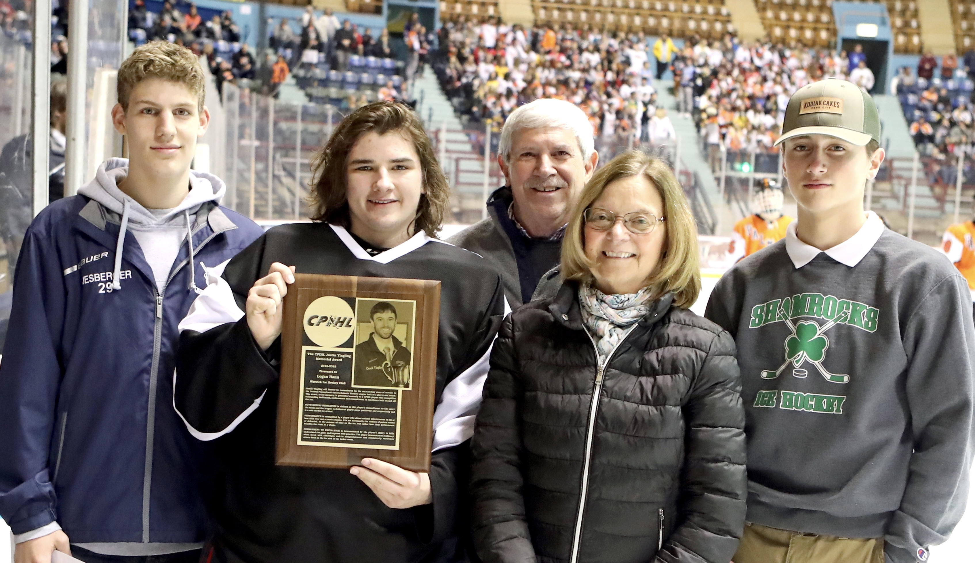 Central Pennsylvania Interscholastic Hockey League