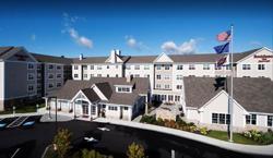 Residence Inn Marriott Auburn Maine