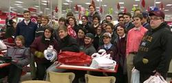 Hunter Holiday Gift Wrapping Party