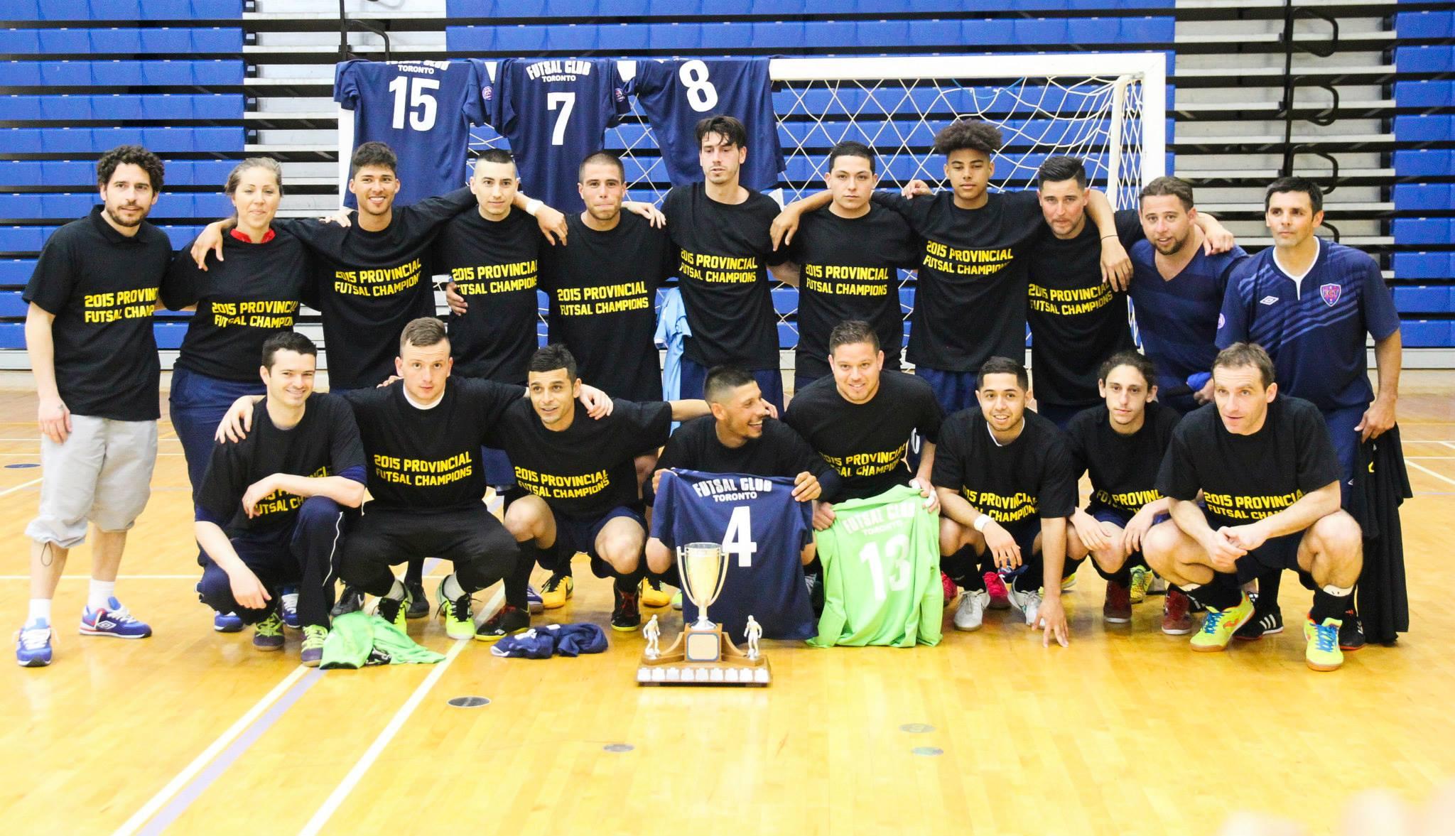 ff99912745 Futsal Club Toronto Crowned At Ontario Futsal League Champions Cup