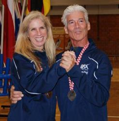 Jere Bothelio and Lydia Fabry