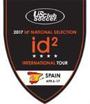 U.S. Club Soccer id2 national selection team logo