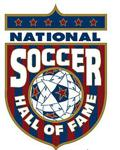 National Soccer Hall of Fame logo