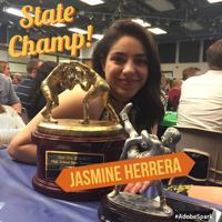Copper Hills 1st Girls State Champ