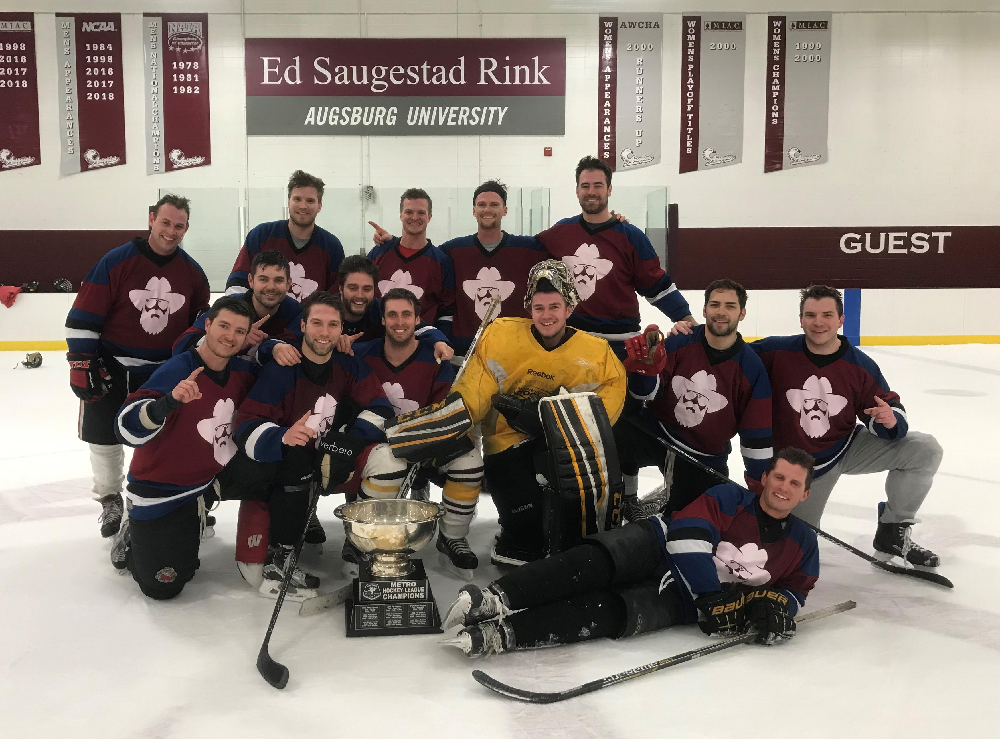 2019 Silver Champs - Puck Slingers