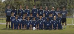 heritage men's jv soccer team photo