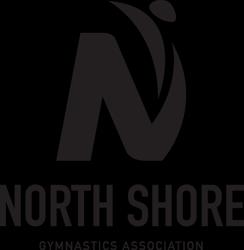 North Shore Gymnastics Association Logo