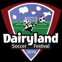 Dairyland Soccer Festival Logo