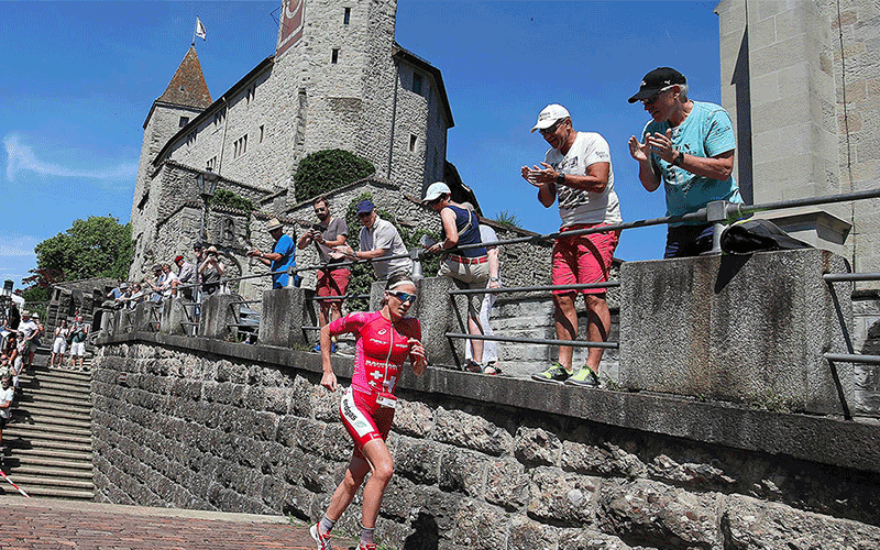 IRONMAN 70.3 Switzerland - Supporters