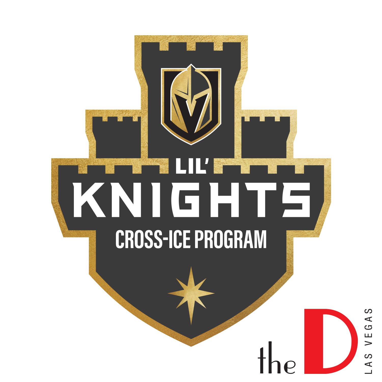 Lil Knights Cross-Ice Program logo