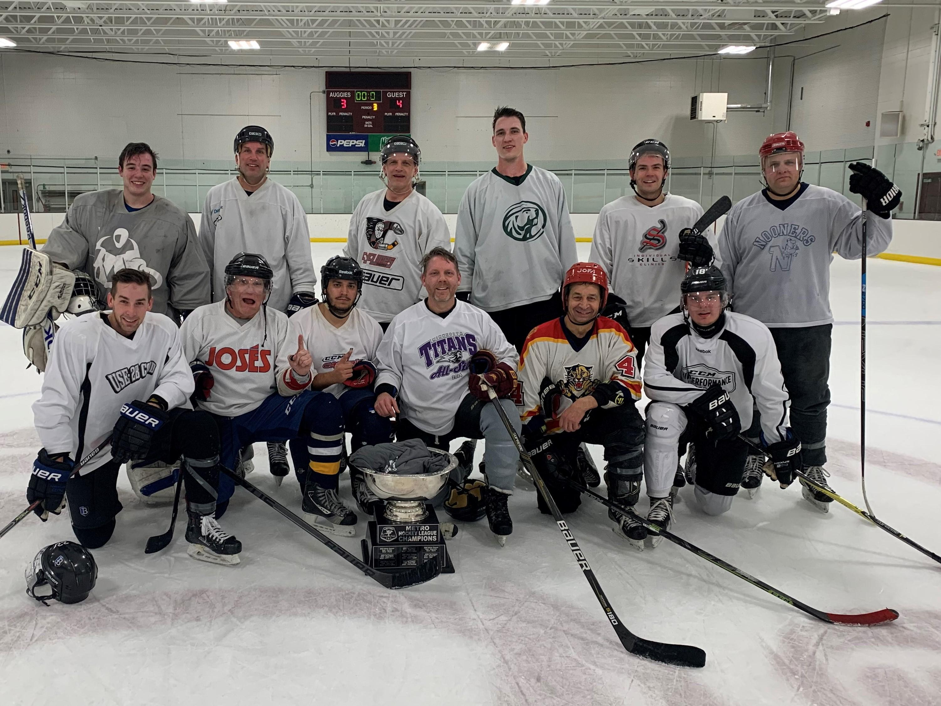 2019 Silver Champs - Chinooks