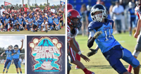 2019 Argos Pee Wee Team Competes in Pop Warner National Championships