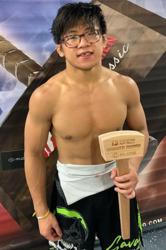 2021 Journeymen NYS Champion, Jordan Suriano